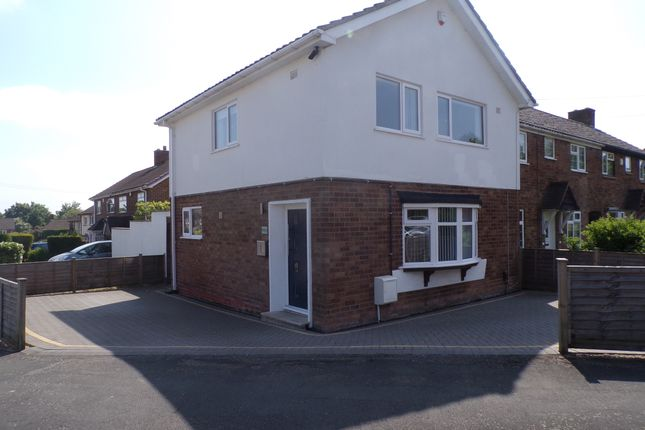 3 bed end terrace house to rent in Wyatt Road, Sutton Coldfield B75