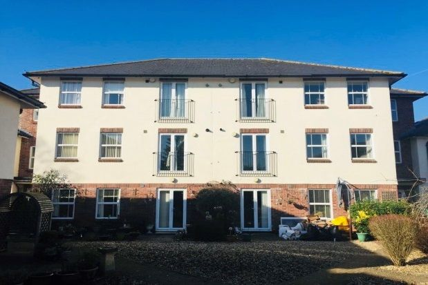 Thumbnail Flat to rent in Riley Court, Gillingham, Dorset
