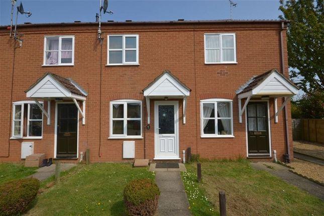 Thumbnail Terraced house to rent in Wallace Twite Way, Dersingham, King's Lynn