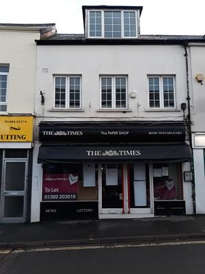 Thumbnail Retail premises to let in 10 New Street, Honiton, Devon