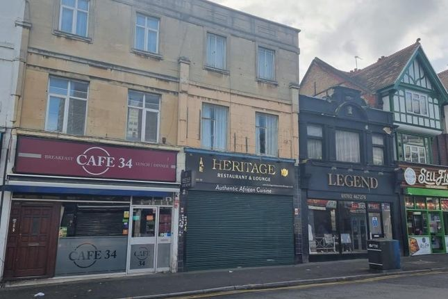Thumbnail Retail premises for sale in Shop, 32, Southchurch Road, Southend-On-Sea