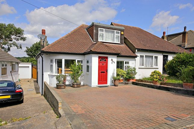 Thumbnail Bungalow for sale in Bittacy Rise, London