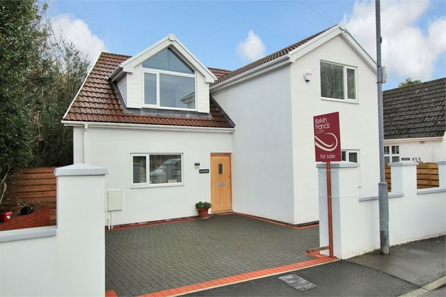 Thumbnail Detached house for sale in Park End Lane, Cyncoed, Cardiff
