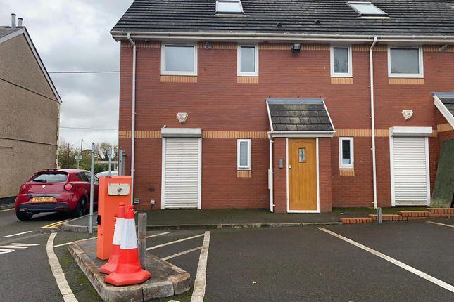 Thumbnail Semi-detached house to rent in Lime Street, Swansea Gorseinon