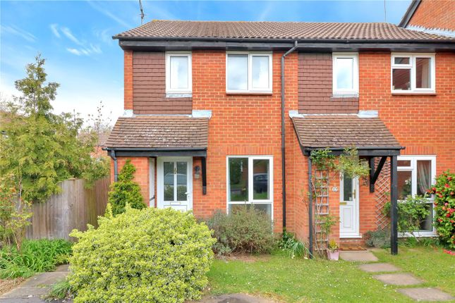 Thumbnail End terrace house for sale in Furtherfield, Abbots Langley