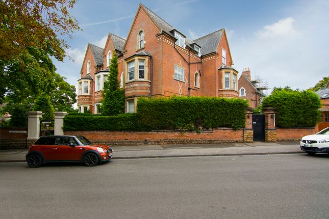 Thumbnail Flat for sale in Holles Crescent, The Park, Nottingham