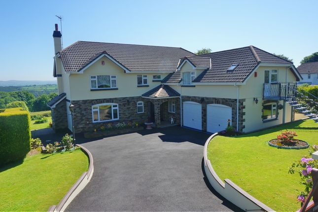 Thumbnail Detached house for sale in Delaware Road, Gunnislake