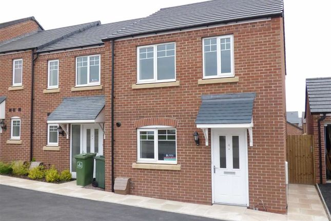 3 bed end terrace house for sale in Elizabeth Gardens, Hixon, Stafford
