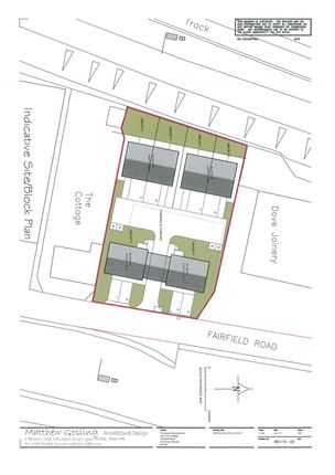 Thumbnail Land for sale in Fairfield Road, Downham Market