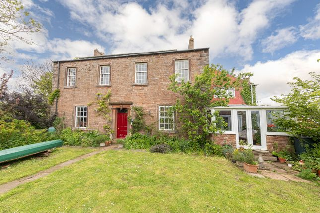 Thumbnail Detached house for sale in Hillside, Cuddy Lonning, Wigton, Cumbria