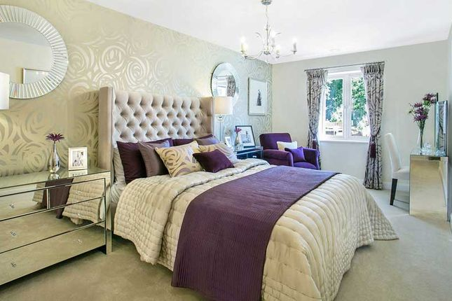 Thumbnail Flat for sale in Ashley Drive, Banstead