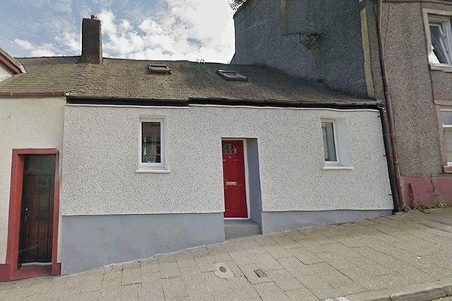 Thumbnail Terraced house for sale in 31B, High Street, Stranraer DG97Ll