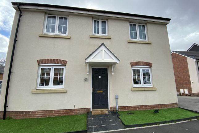 Thumbnail Detached house for sale in Duffryn Y Coed Church Village -, Church Village