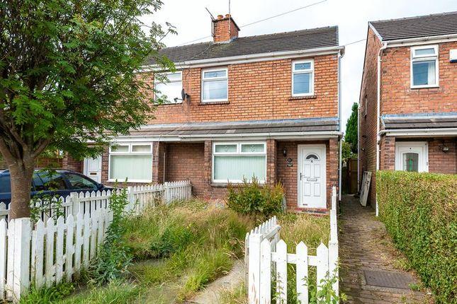 Thumbnail Semi-detached house for sale in Platts Lane, Burscough, Ormskirk