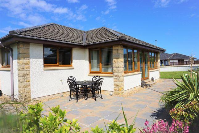 Thumbnail Detached bungalow for sale in Mason Haugh Rise, Elgin