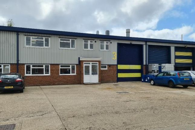 Thumbnail Industrial to let in Unit E3, Fort Wallington Industrial Estate, Military Road, Fareham