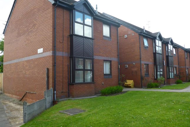 Thumbnail Flat to rent in Borough Road, St Helens