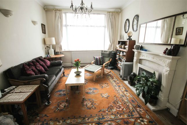 Thumbnail Terraced house to rent in Shrewsbury Road, Bounds Green, London