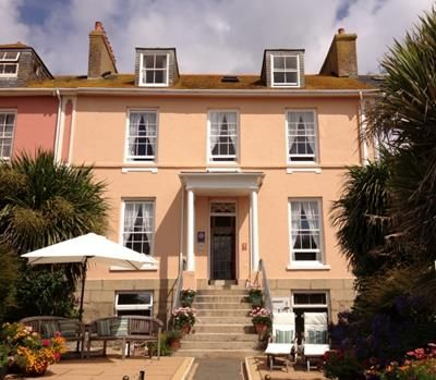 Thumbnail Hotel/guest house for sale in Elegant Grade II Listed Guest House, Penzance, Cornwall