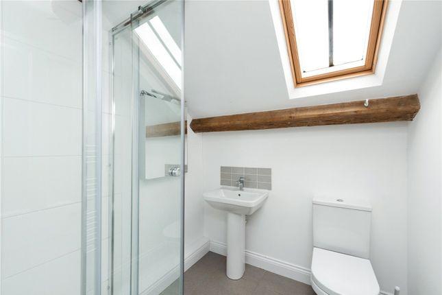 Shower Room of Pickmere Lane, Pickmere, Knutsford, Cheshire WA16