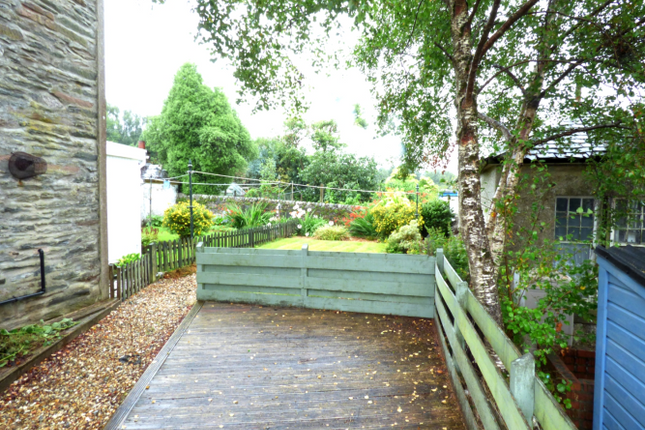 Garden of 14A Nelson Street, Dunoon PA23