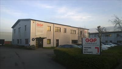 Thumbnail Office for sale in Unit 5, Priory Tec Park, Saxon Way, Hessle, East Yorkshire