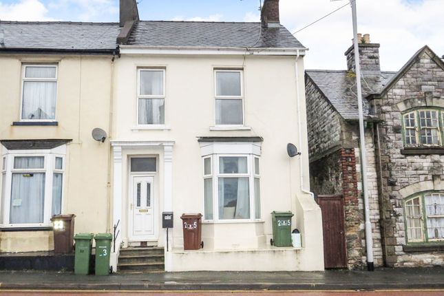 Thumbnail Terraced house for sale in Laira Bridge Road, Plymouth