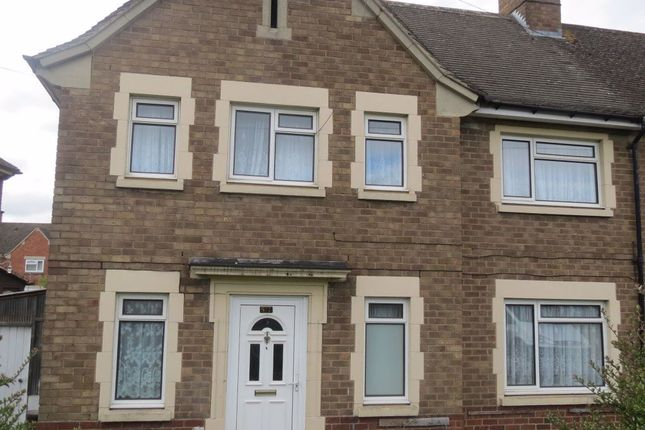 Thumbnail Semi-detached house to rent in Coney Hill Road, Barnwood, Gloucester