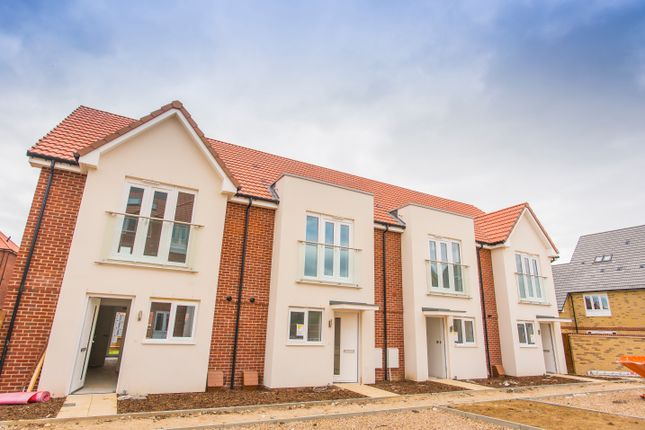 Thumbnail Town house for sale in Longwick Road, Princes Risborough