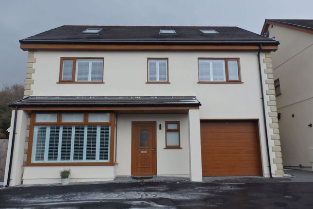 Thumbnail Detached house for sale in Cwmfelin Road, Bynea, Llanelli