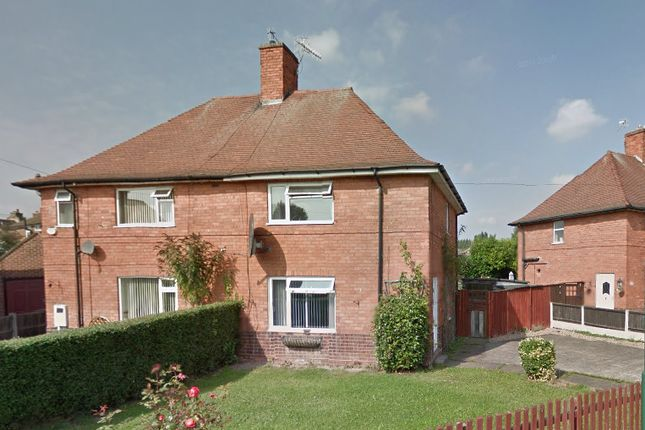 Thumbnail Semi-detached house to rent in Southwold Drive, Wollaton, Nottingham