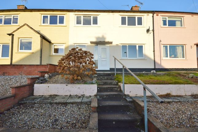 Thumbnail Terraced house to rent in Milner Mount, Penrith