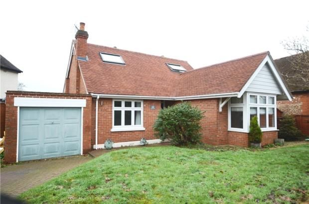 Thumbnail Detached bungalow for sale in Chingford Avenue, Farnborough, Hampshire