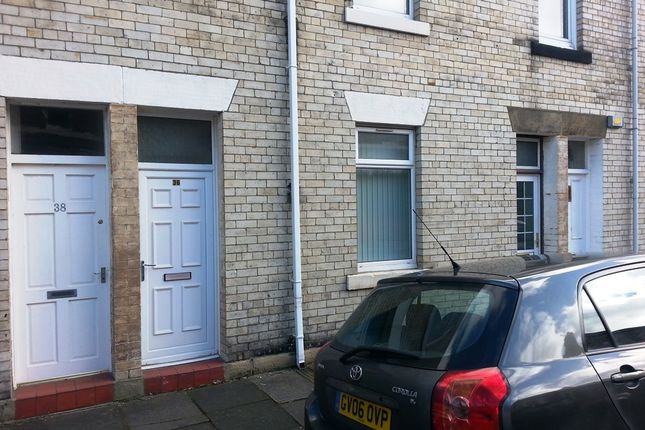 Thumbnail Flat to rent in Bowsden Terrace, Gosforth, Newcastle Upon Tyne