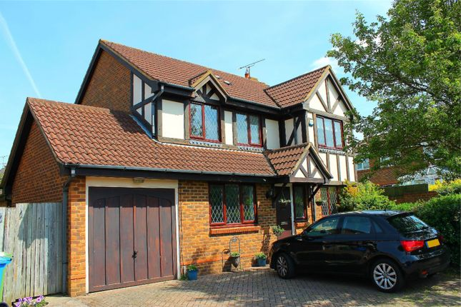 Thumbnail Detached house to rent in The Rockery, Farnborough