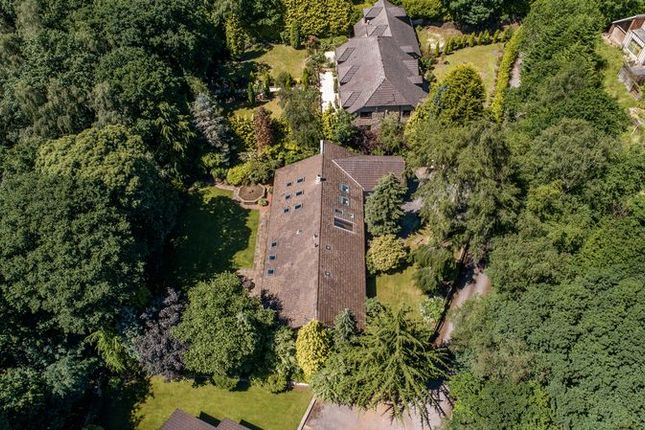 Aerial Photo of Forest Edge, Whirlow, Sheffield S11