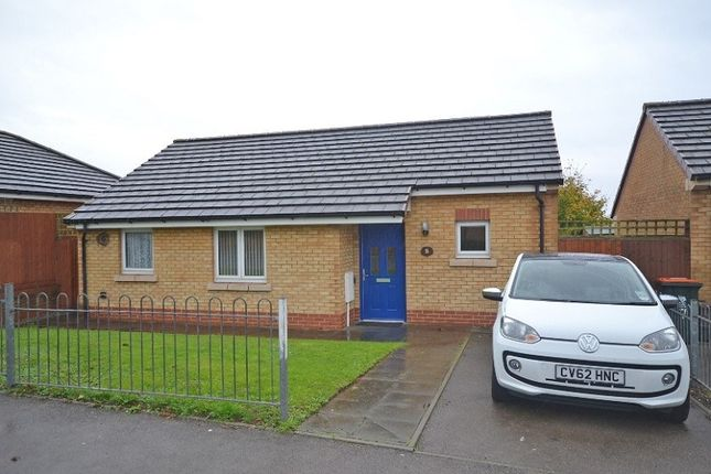 2 bed detached bungalow to rent in Masefield Vale, Newport NP20