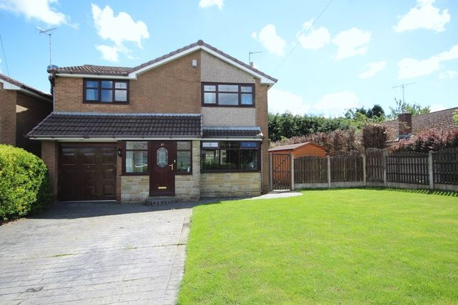 4 bed detached house for sale in Wood Hey Grove, Syke, Rochdale