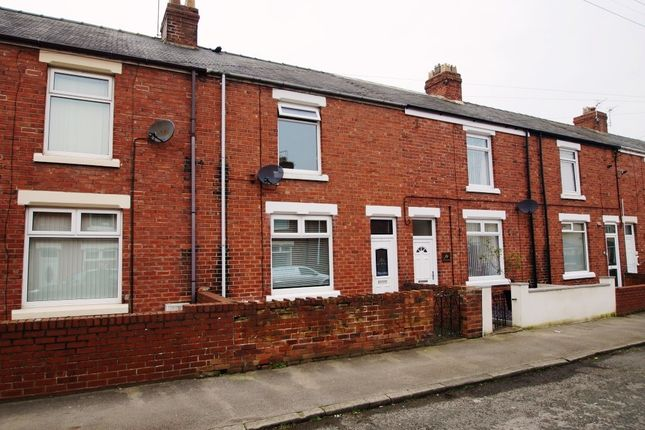 Thumbnail Terraced house to rent in Onslow Terrace, Langley Moor, Durham