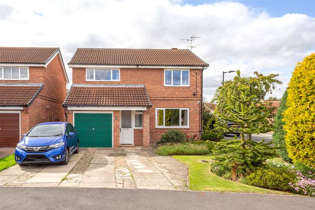 Thumbnail 4 bed detached house for sale in Acomb Wood Drive, York, North Yorkshire