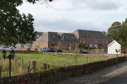 Thumbnail End terrace house to rent in Croy Cunningham Farm Steading, Killearn