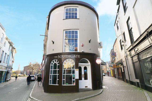 Thumbnail Restaurant/cafe to let in Boutport Street, Barnstaple