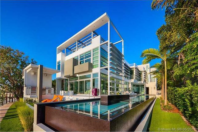 Thumbnail Property for sale in 440 S Hibiscus Dr, Miami Beach, Fl, 33139