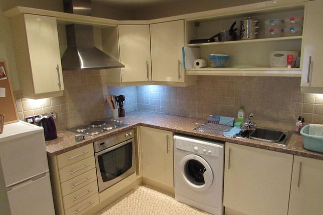 Thumbnail Flat to rent in Tennyson House, 1 Frederick Street North, Meadowfield, Durham