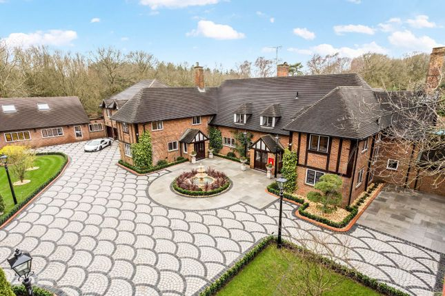 Thumbnail Detached house for sale in Nightingales Lane, Chalfont St. Giles, Buckinghamshire