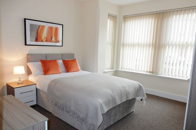 Thumbnail Room to rent in Leacroft Road, Derby