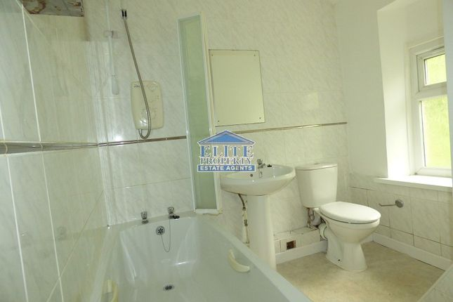 Bathroom of Pembroke Terrace, Nantymoel, Bridgend . CF32