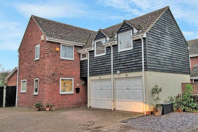 Thumbnail Detached house for sale in Barwell Way, Witham