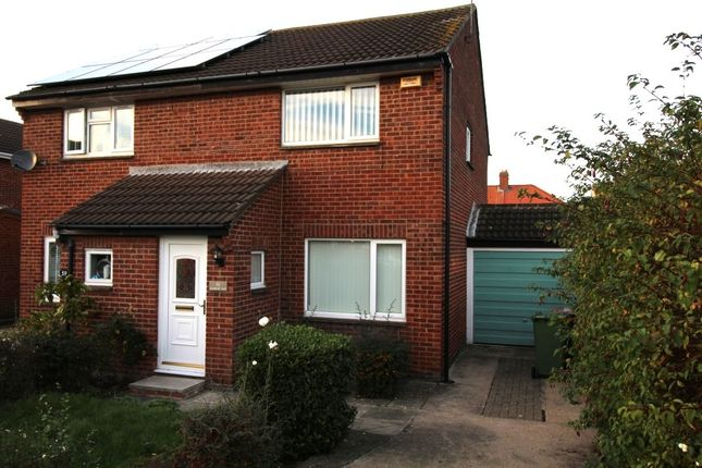 Thumbnail Semi-detached house to rent in Banbury Way, Blyth