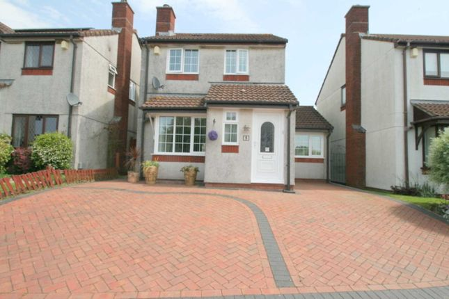 Thumbnail Detached house for sale in Abbot Road, Woodlands, Ivybridge